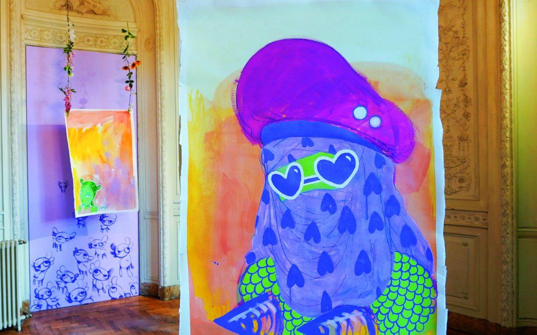 Women who make urban art / #42