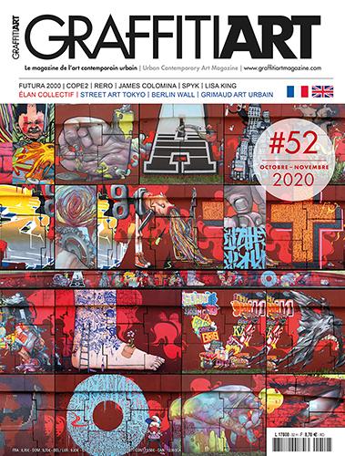 GraffitiART 52 - Cover