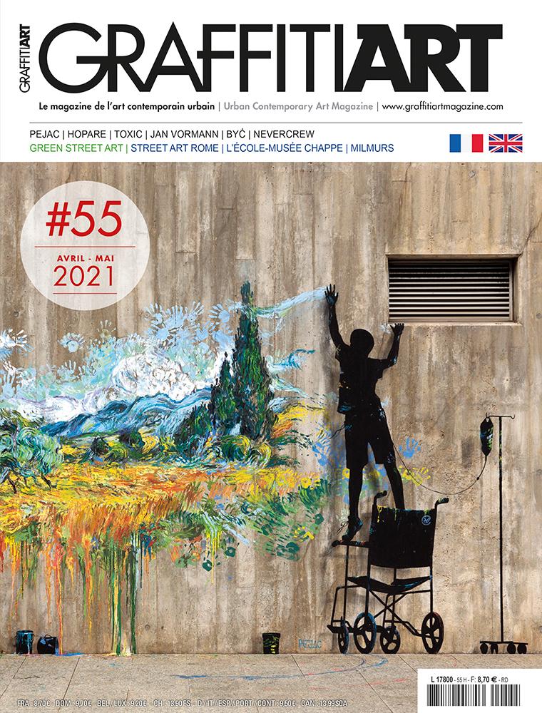 Graffiti_Art_54_Couverture